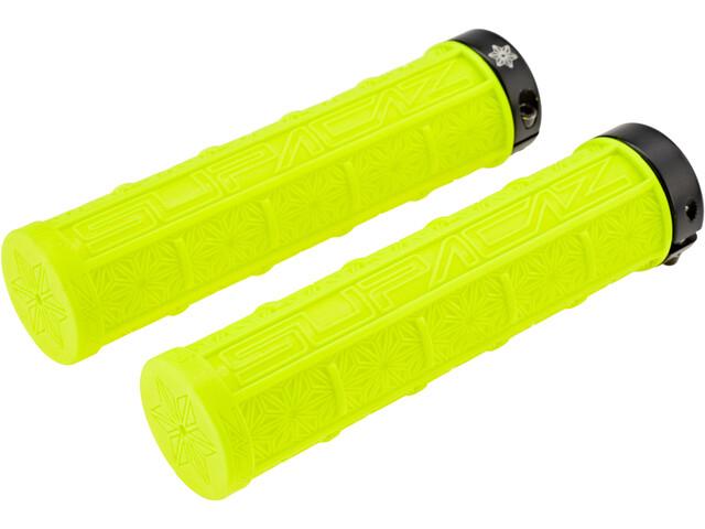 Supacaz Grizips MTB Griffe neon gelb